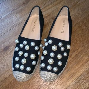 Chase + Chloe Pearl Shoes